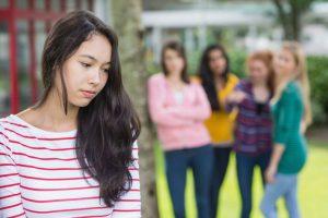 Mobbning är ofta förenat med grupptryck