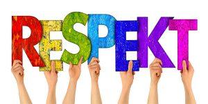 Mobbning innebär avsaknad av respekt och rädslorespekt samt disrespekt