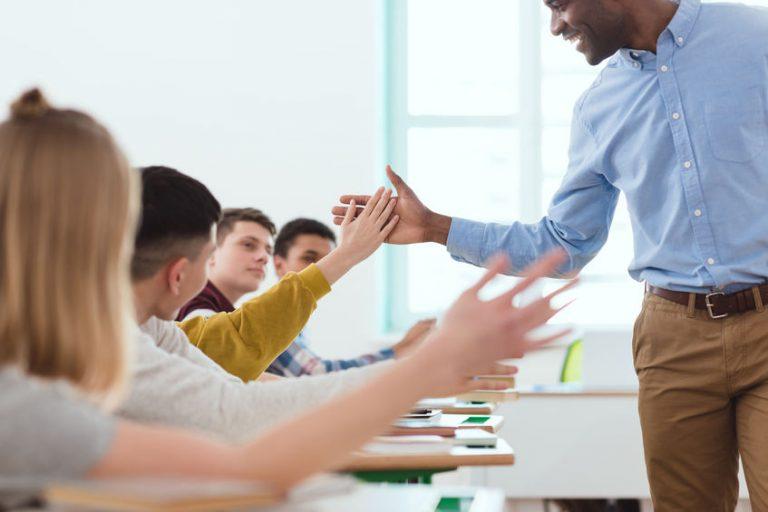 Positiv Disciplin kan minska mobbning i skola