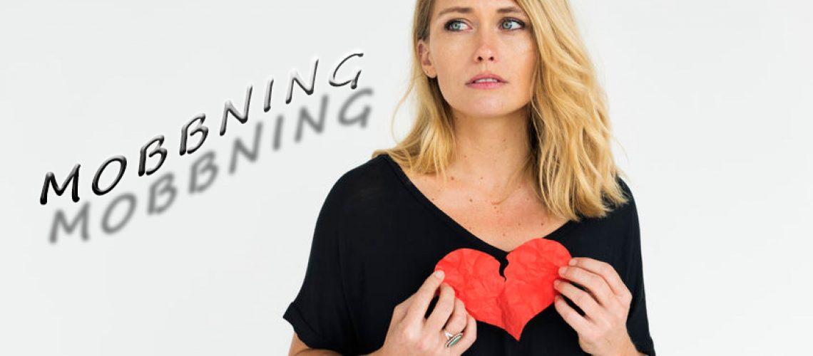 Mobbning orsakar brustet (krossat) hjärta, på riktigt